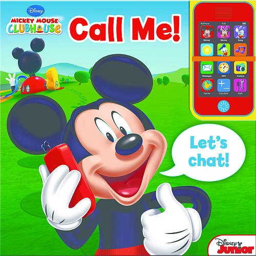 Disney My Own Phone Book - Mickey Mouse