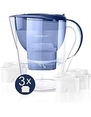 1ecceddbd32 ... Aigostar Pure 30LDV - Water Filter Jug with 3×60 Days Filter  Cartridges