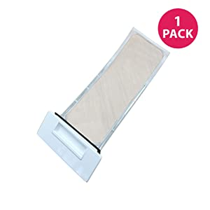 Think Crucial Replacement for Whirlpool Dryer Lint Filter Fits 8557882 8557853, Compatible with Part # 348846, 348851, 689465, 8211, 8219, 8557857, 8557882, 8558463, 8559787, 8565972, ER8557882