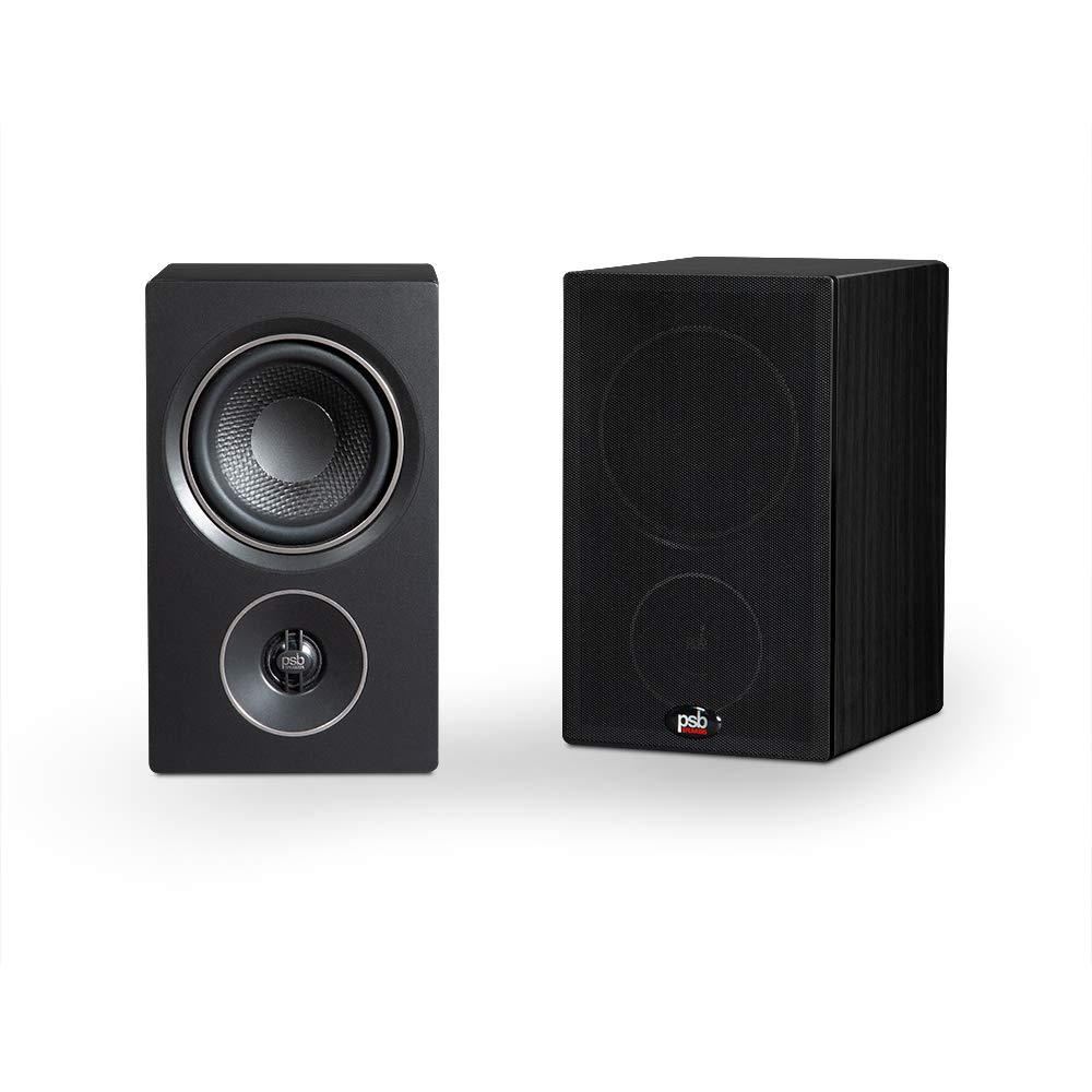 Parlante : PSB Alpha P3 Compact Bookshelf Speaker - Black...