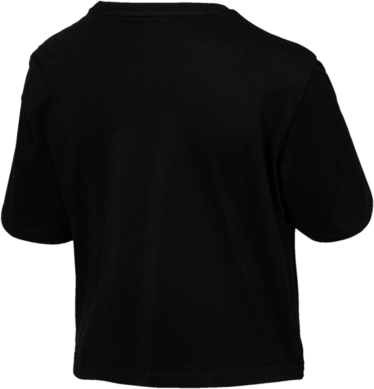 Camiseta de Manga Corta Mujer PUMA ESS Crpd Logo
