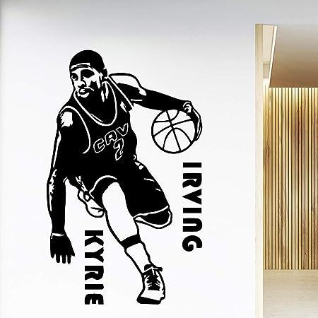 Modeganqingg Jugador de Baloncesto decoración del Dormitorio niño ...