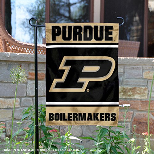 Purdue Boilermakers Banner Flag - College Flags and Banners Co. Purdue Boilermakers Garden Flag