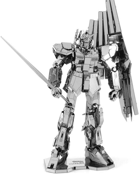 MQKZ 3D Rompecabezas Tridimensional de Metal/Modelo Gundam - Mecha ...