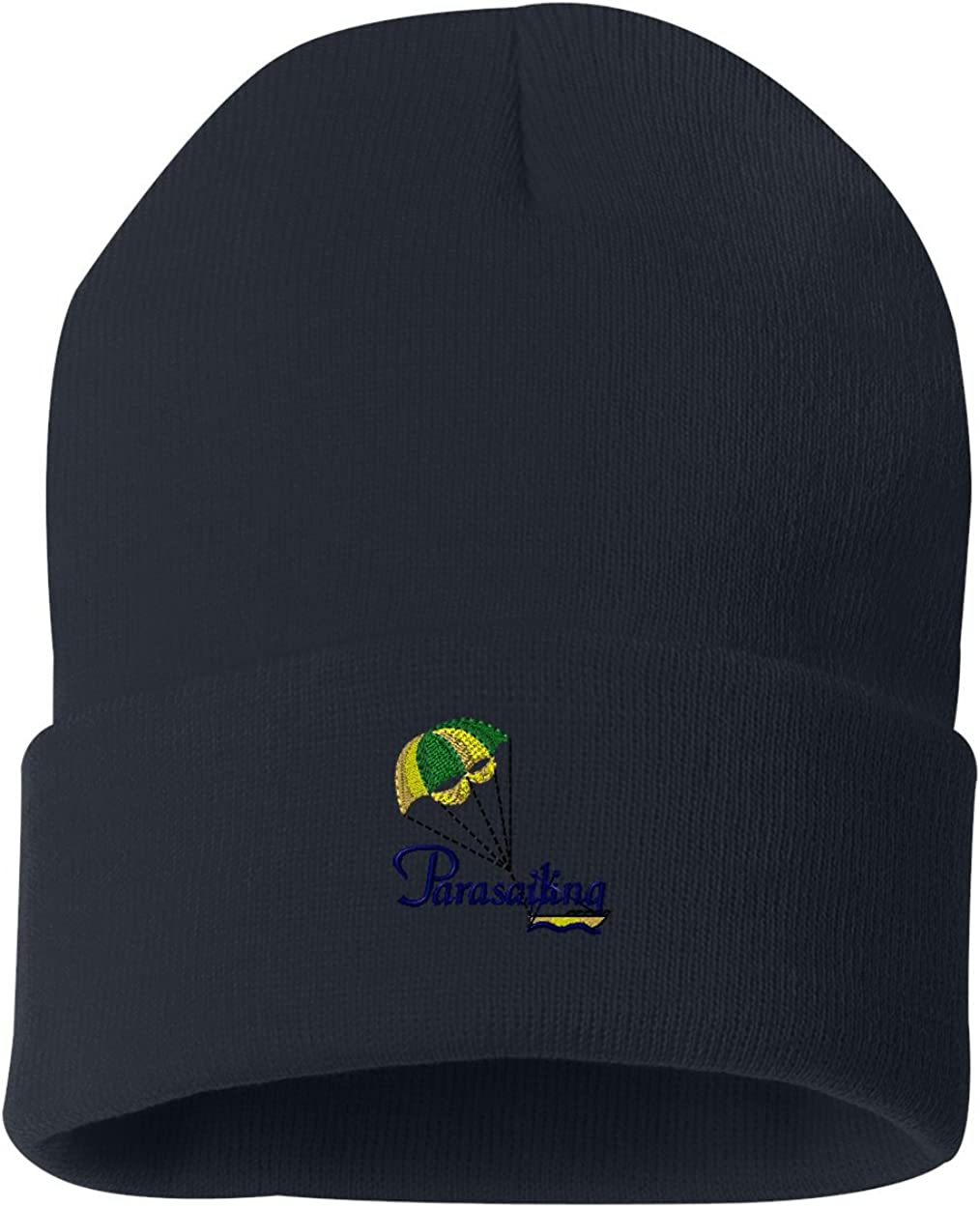 Parasailing Custom Personalized Embroidery Embroidered Beanie