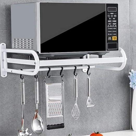 ACZZ Estante de cocina \ Horno de microondas Rack de ...
