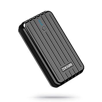 Zendure A2 Batería Externa de Reserva Cargador Portátil 6700mAh - Power Bank Durable y Extremadamente Compacto 2.1A MAX para iPad, iPhone, Samsung y ...