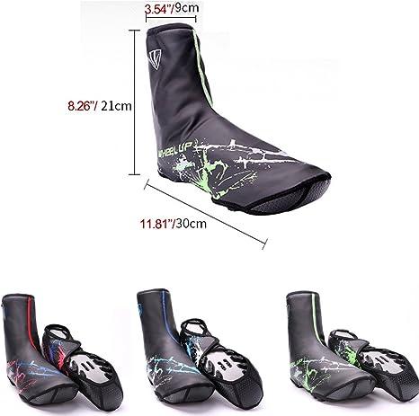 Uriah Windproof Cycling Shoe Covers Thermal Fleece