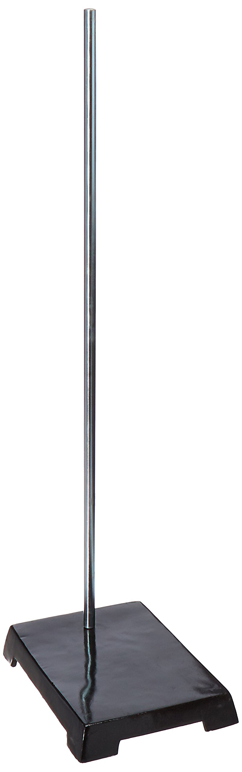 United Scientific SSB6X9-CI Support Stand with Cast Iron Base, 9'' Base Length x 6'' Base Width by United Scientific Supplies
