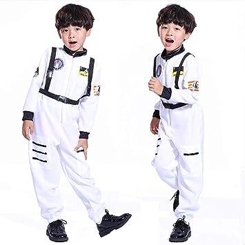 Proumhang Disfraz Niño Niño Chica Cosplay Traje Astronauta ...