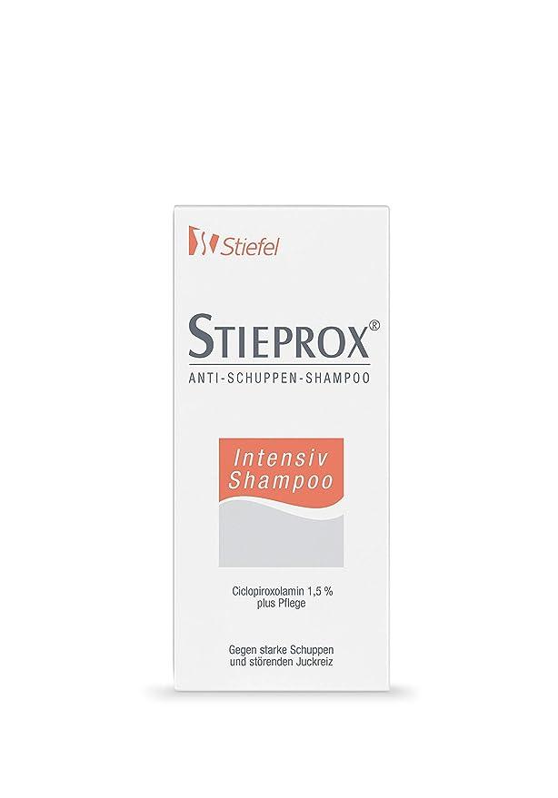 Stiprox 1,5% SHAMPOO INTENSIV ANTI STIEFEL