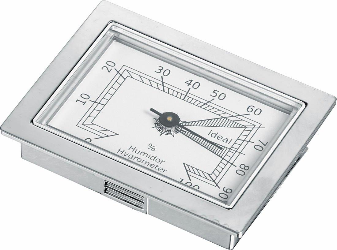 Visol Products VAC706 Analog Cigar Humidor Hygrometer