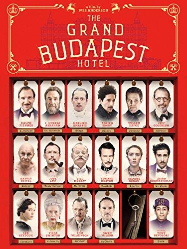 Grand Budapest Hotel Film