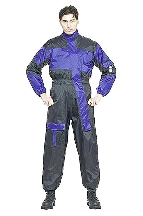 Amazon.com: Motocicleta Lluvia Gear – 1 pieza Lluvia traje ...