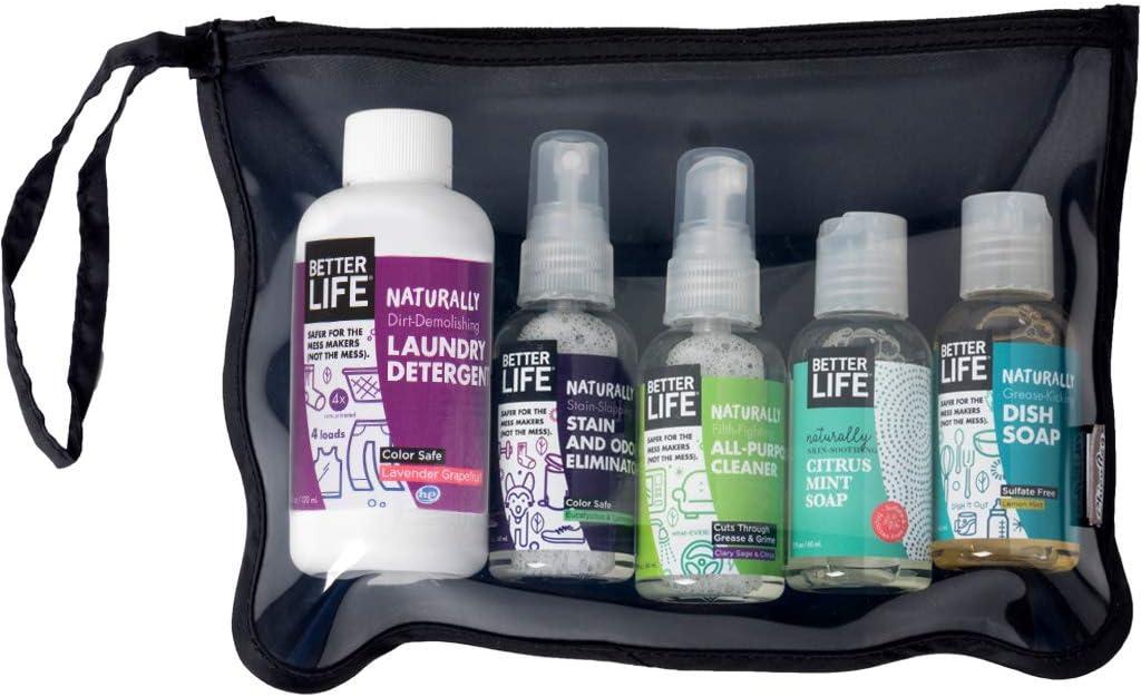 Better Life Better Life Natural Cleaning Mini Sampler Kit, 12 Fl Ounce