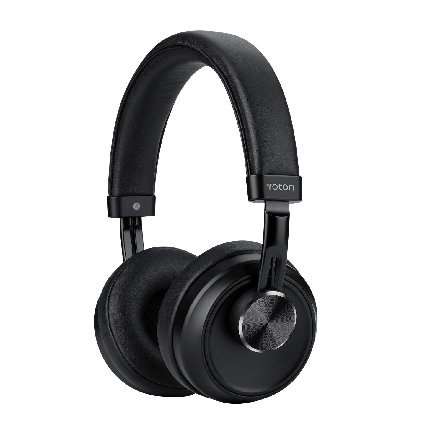 Bluetooth Headphones, Passive Noise Cancelling Headset, Wireless Headphones with Mic Deep Bass HiFi Stereo Headphones,Comfortable Protein Earmuffs for Cell Phones Tablets PC.