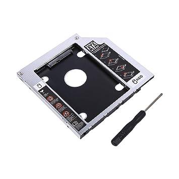 3CTOP - Caja para Disco Duro SSD SATA de 2,5