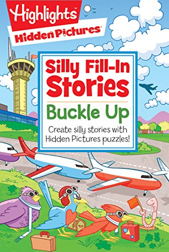 Activity Travel Pad (Buckle Up (Highlights™ Hidden Pictures® Silly Fill-In Stories))