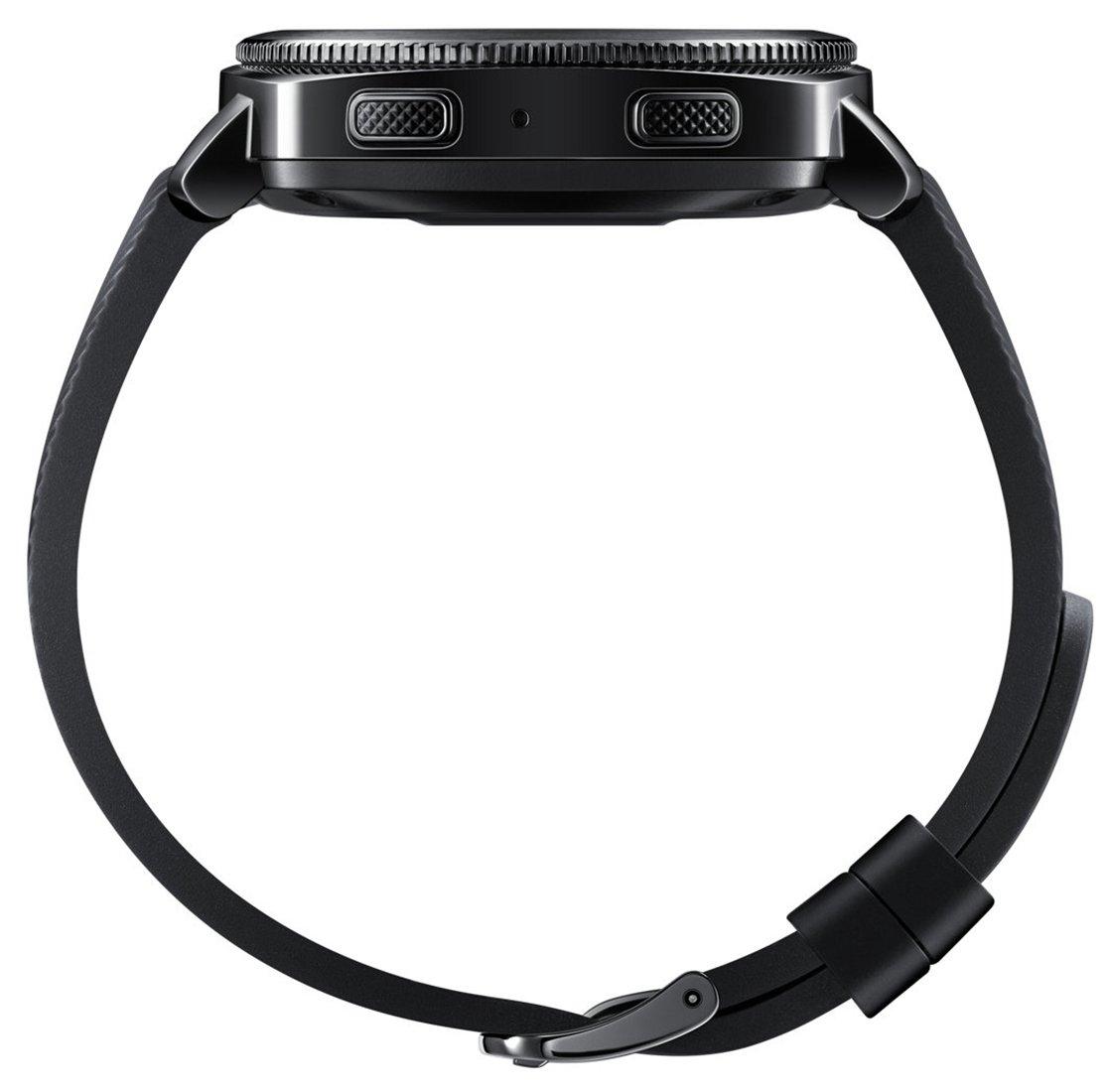 Samsung Gear Sport Smartwatch Fitness Tracker- Water Resistant - International Version- No Warranty- Black (SM-R600NZKATTT) by Samsung (Image #6)