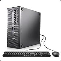 Fastest HP EliteDesk 800 G1 Business Tower Computer PC (Intel Ci5-4570 upto 3.9GHz, 16GB Ram, 1TB HDD + 120GB Brand New…