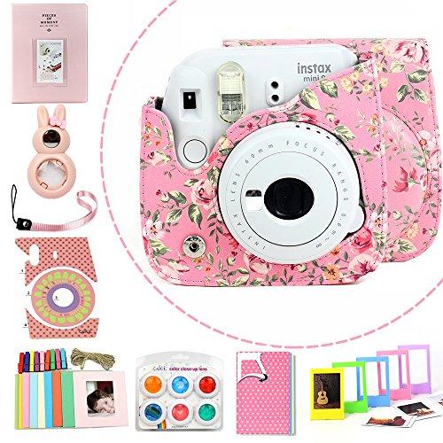 9 in 1 Instant Film Camera Album Bundles Kit for Fujifilm Instax Mini 8 - 8
