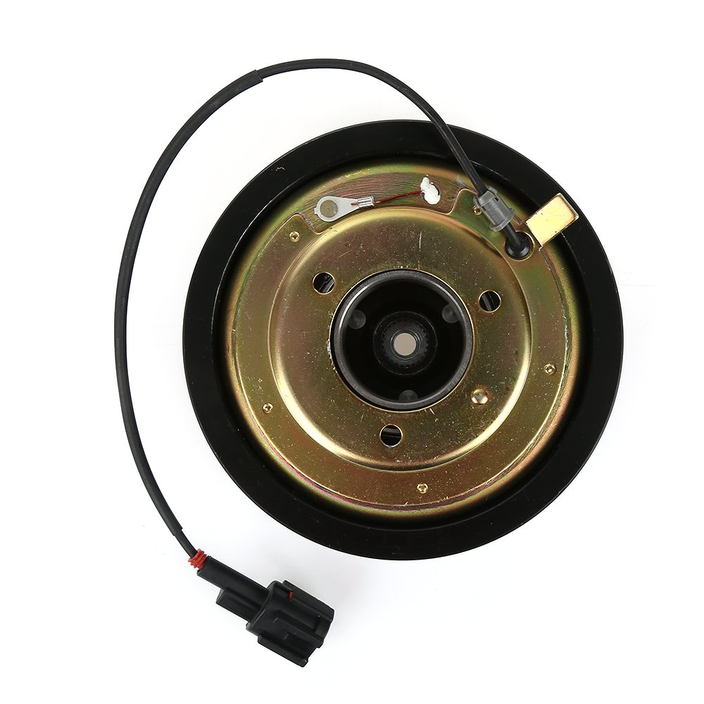 PULLEY, BEARING, COIL, PLATE for Nissan Murano 3.5L 2003-2007 A//C AC COMPRESSOR CLUTCH KIT