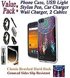 zte emblem phone cases - Value Pack + for 5.5