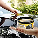 ETbotu Car Auto Care Repair Wax Clean Wash Hard Polish Waterproof Layer Paint Scratch Removal Wax