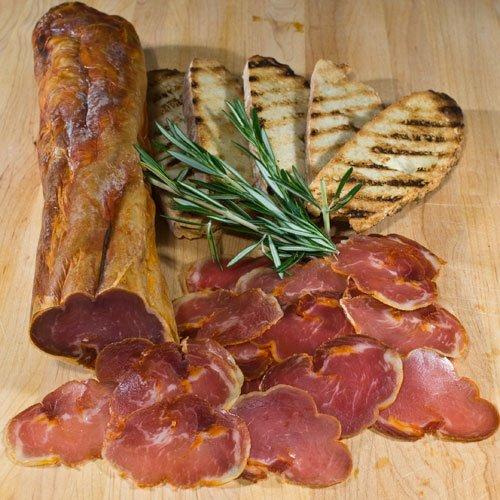 Spanish Ham - Lomo Iberico de Bellota - full loin - 1 loin - 1 lb (average weight) by Fermin