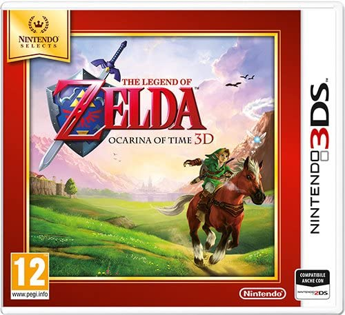 Nintendo The Legend of Zelda: Ocarina of Time Básico Nintendo 3DS ...