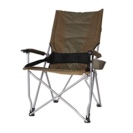 Amazon Com Folding Chair Outdoor Lounge Chair High Back Leisure
