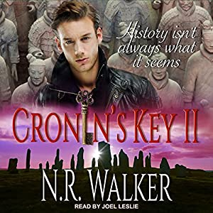 Audio Book Review: Cronin's Key II by N.R. Walker (Author) & Joel Leslie (Narrator)