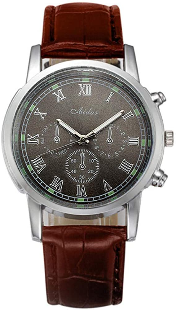 Reloj De Ginebra Número Romano Sol Tatuaje Cinturón Reloj De ...