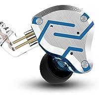 KZ ZS10 Pro Audifonos 1DD 4BA Auriculares In Ear híbridos 1 dinámicos y 4 equilibrados Auriculares Balanceados con Cable…