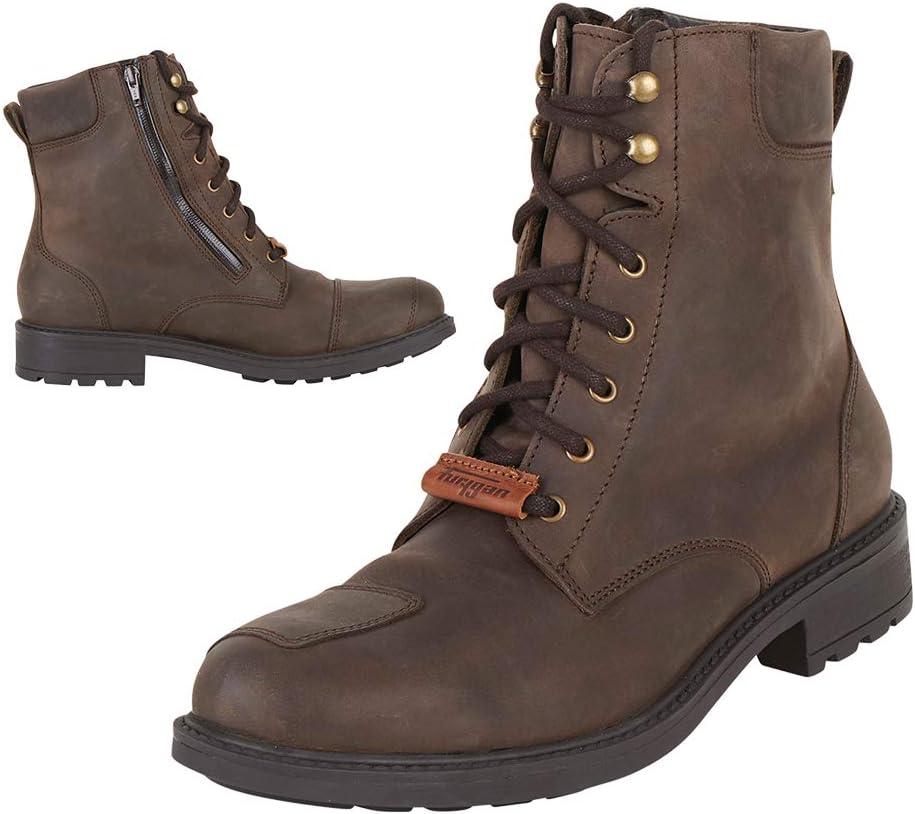 Furygan 3117-840 Schuhe Melbourne D3O WP Moleskin 40