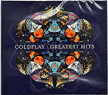 COLDPLAY Greatest Hits 2018 2CD