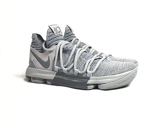 the best attitude d7a33 469f3 Nike Zoom KD10 Men s Basketball Shoes Wolf Grey Cool Grey 897815 007  (Medium)  Amazon.ca  Shoes   Handbags