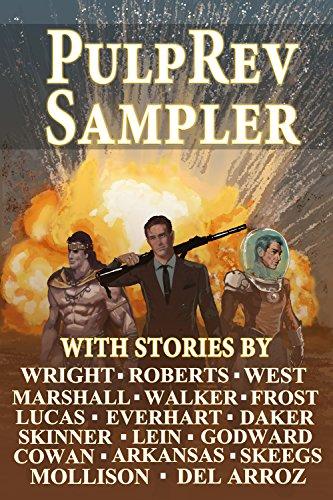 PulpRev Sampler Anthology 2017