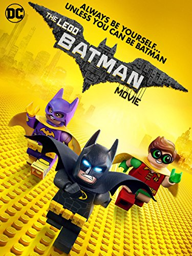 DVD : The LEGO Batman Movie
