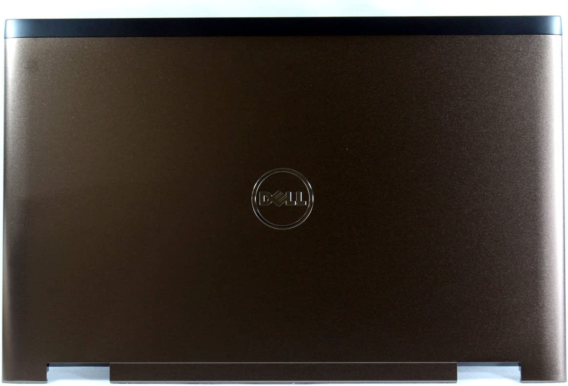 """W07DK - Bronze - Dell Vostro 3750 17.3"""" LCD Lid Back Cover Assembly - W07DK - Grade A"""