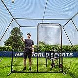 Fortress Trapezoid Baseball Batting Cage