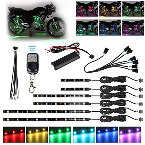 Pink Led Lights For Snowmobile in US - 8