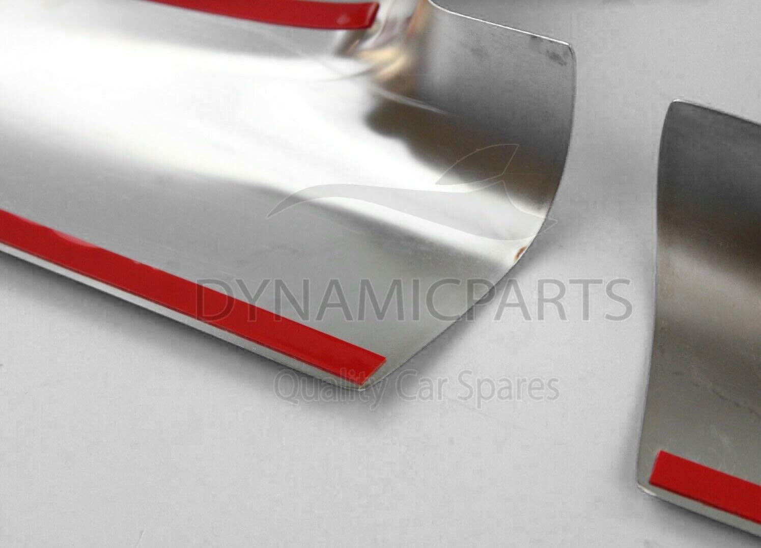 RHD 2003-2009 T5 Transporter Chrome Wing Mirror Covers Caps Stainless Steel