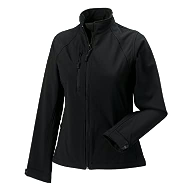 Veste Imperméable Softshell Russell Colours Jerzees Femme ETvqzZv0
