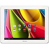 "Archos 97 Cobalt Tablette tactile 9,7"" (24,64 cm) ARM Cortex 1,6 GHz 8 Go Android Jelly Bean 4.1.2 Wi-Fi Blanc"