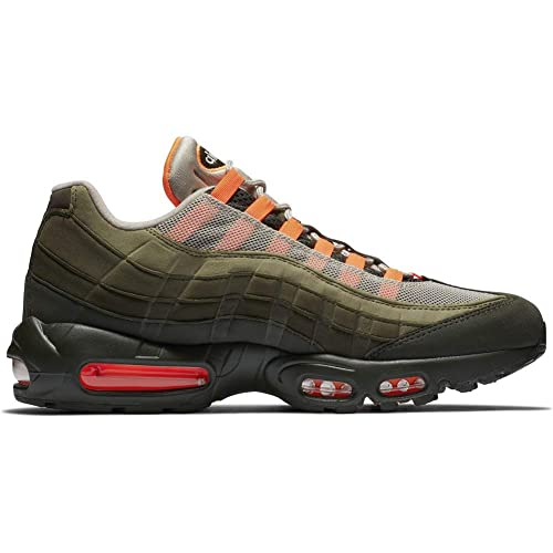 cad4b8ac7b9 Nike Air Max 95 OG Mens Running Trainers AT2865 Sneakers Shoes (UK 6 US 7  EU 40