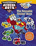 Transformers Rescue Bots: Reusable Sticker Book