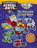 Transformers Rescue Bots: Reusable Sticker Book