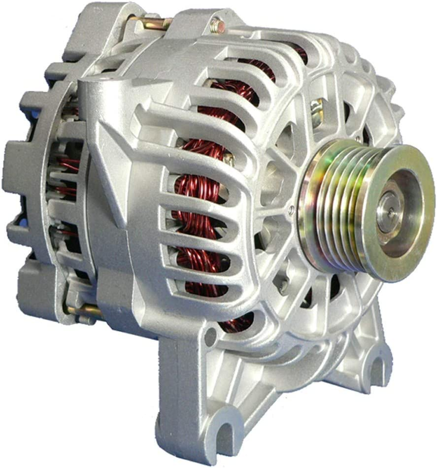 DB Electrical AFD0100 New Alternator For Ford 5.4L 5.4 6.8L 6.8 Ford F150 F250 F350 Pickup 02 03 04 2002 2003 2004, Excursion 02 03 04 05 2002 2003 2004 2005 334-2533 2C3U-10300-AA 2C3U-10300-AB 8310N
