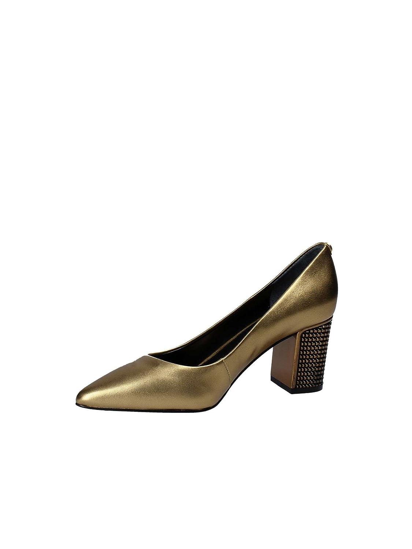 Guess Fldb23 Lem08 Ausgeschnitten Damen Gold, Größe Größe Größe 38 - 7dd848